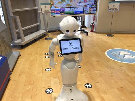 [알아봅시다] '로봇 왕국' 노리는 일본, 기술·서비스 어디까지 진화했나